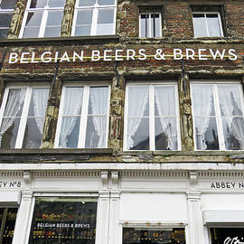 Beers and Brews are Big in Belgium by Claudia O'Brien