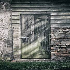 Behind The Door - Martin Newman