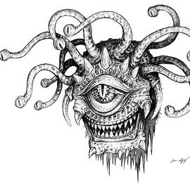 Beholder by Aaron Spong