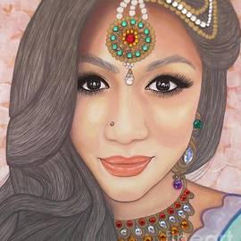 Malinda Prudhomme - Bejeweled Beauties - Chandni