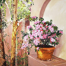 BEL-AIR AZALEAS - David Lloyd Glover