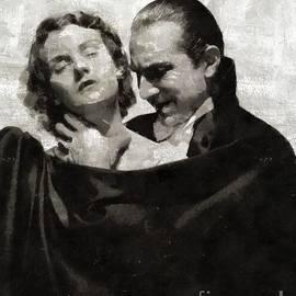 Mary Bassett - Bela Lugosi and Helen Chandler, Dracula