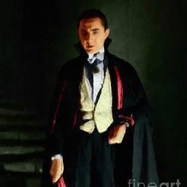 Bela Lugosi as Dracula - John Springfield