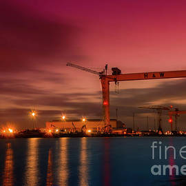 Rjd Photography - Belfast Docklands