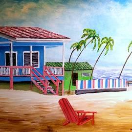 Irving Starr - Belize