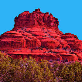 Bell Rock by Bill Barber