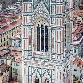 Joan Carroll - Bell Tower Florence Italy