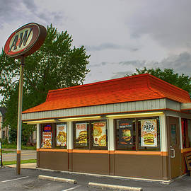 Belleville Michigan A and W by Pat Cook