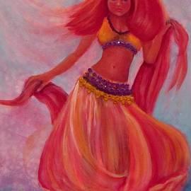 Carol Allen Anfinsen - Belly Dancer