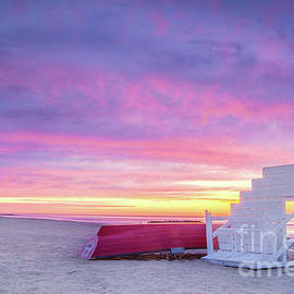 Daniel Falvo - Belmar Beach Sunrise