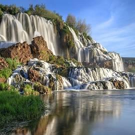 Michael Morse - Below Fall Creek Falls