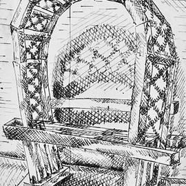 Bench Seat  by Brandy Hull