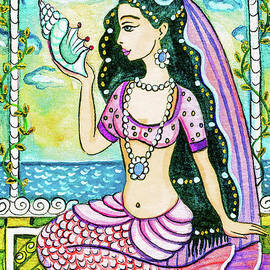 Eva Campbell - Bengali Seashell