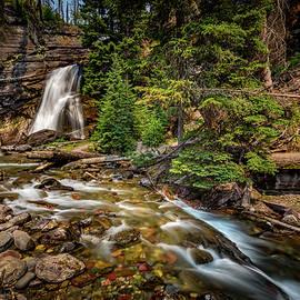 Bening Falls  - Peter Tellone