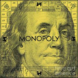 Benjamin Franklin Monopoly - Jon Neidert