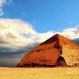 Bent Pyramid by Russell Alexander