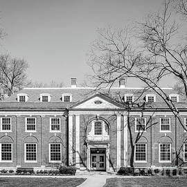 Berea College Frost Building by University Icons
