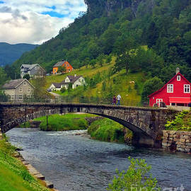 Rob Mandell - Bergen Bridge