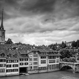 Bern Switzerland in Black and White  - Carol Japp