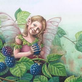 Joan Garcia - Blackberry Fairie