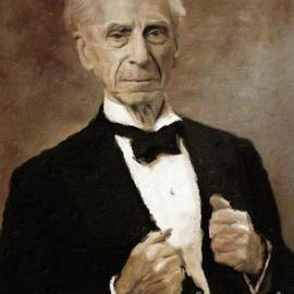 Mary Bassett - Bertrand Russell, Philosopher by Mary Bassett
