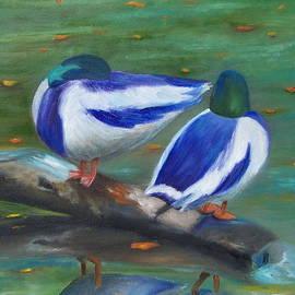 Beside Still Waters by Susan Dehlinger