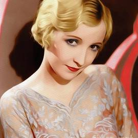 John Springfield - Bessie Love, Vintage Actress
