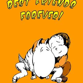 Best Friends Forever by Kim Gauge