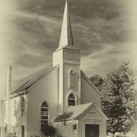 Bethel Umc Church by Harold Rau
