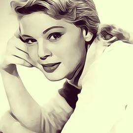 Betsy Palmer, Vintage Actress - John Springfield