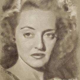 Bette Davis, Hollywood Legend by John Springfield - John Springfield