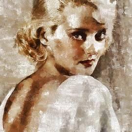 Mary Bassett - Bette Davis, Hollywood Legend by Mary Bassett