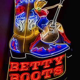 Stephen Stookey - Betty Boots