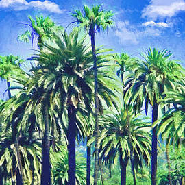 Alicia Hollinger - Beverly Hills Palms