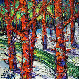 Mona Edulesco - Bewitched Forest