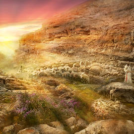 Mike Savad - Bible - Psalm 23 - Yea, though I walk through the valley 1920