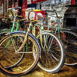 Bicycle Collection by Debra and Dave Vanderlaan