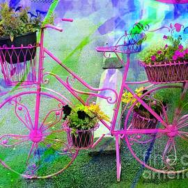 Bicycle Mania by Kathleen Struckle