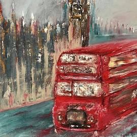 Dora Kali - Big Ben and Red London Bus