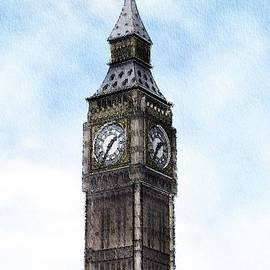 Big Ben, Parliament, London - Mary Bassett