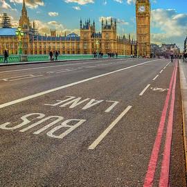 Adrian Evans - Big Ben Westminster