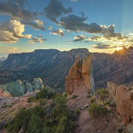 Rob Greebon - Big Bend National Park Sunset 4