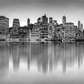 Big City Reflections by Az Jackson
