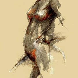 Jimm Roberts - Big Nude