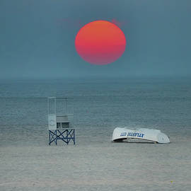 Bill Cannon - Big Red Sun - Atlantic City