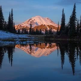 Lynn Hopwood - Big reflection