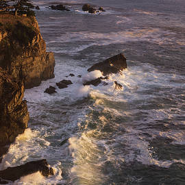 Big Sur Light C A - Steve Gadomski