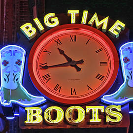 Allen Beatty - Big Time Boots # 2 - Nashville