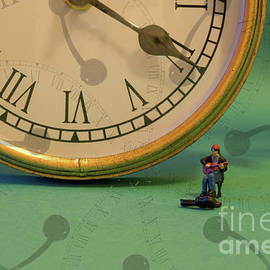 Big Time Busker by Steve Purnell
