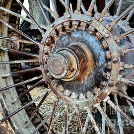 Big Wheel. by Minnetta Heidbrink